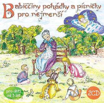 Babiččiny pohádky a písničky pro nejmenší - 2CD - neuveden