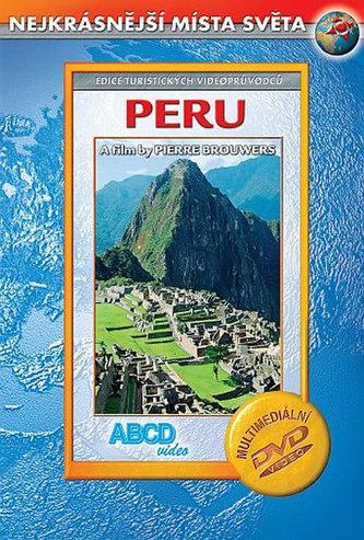Peru - Nejkrásnější místa světa - DVD