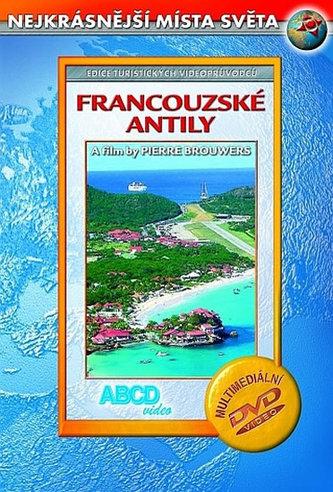 Francouzské Antily DVD - Nejkrásnější místa světa