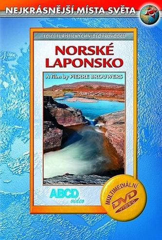 Norské Laponsko DVD - Nejkrásnější místa světa