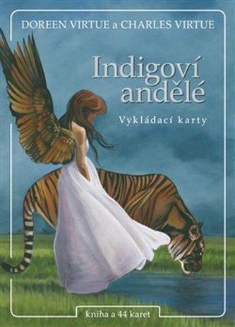 Indigoví andělé - Doreen Virtue