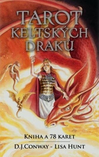 Tarot keltských draků - D. J. Conway
