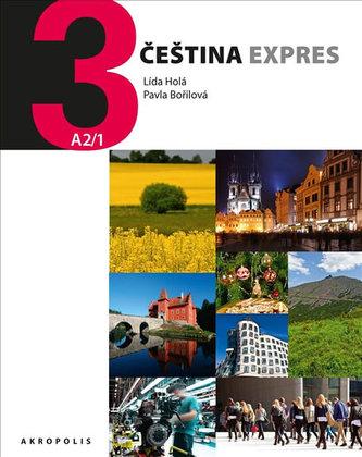 Čeština Expres 3 (A2/1) ruská + CD