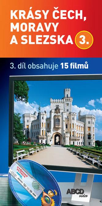 ABCD - VIDEO - Krásy Čech, Moravy a Slezska 3 - 15 DVD