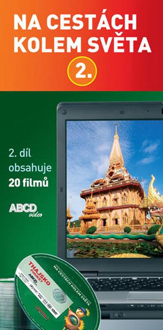 Na cestách kolem světa 2 - 20 DVD - neuveden