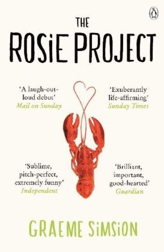 The Rosie Project (anglicky) - Graeme Simsion