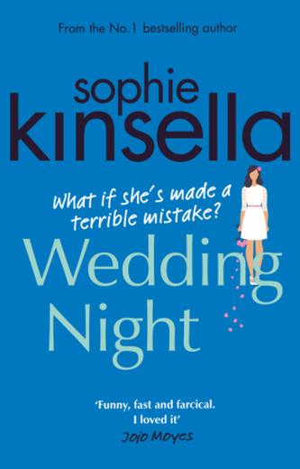 Wedding Night (anglicky) - Sophie Kinsella