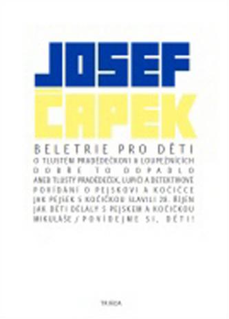 Beletrie pro děti - Josef Čáp