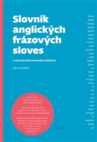 Slovník anglických frázových sloves - Jan Valeška
