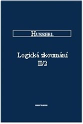 Logická zkoumání II/2