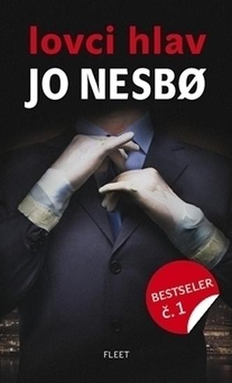 Lovci hlav (brož.) - Jo Nesbø