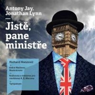Jistě, pane ministře - Jonathan Lynn