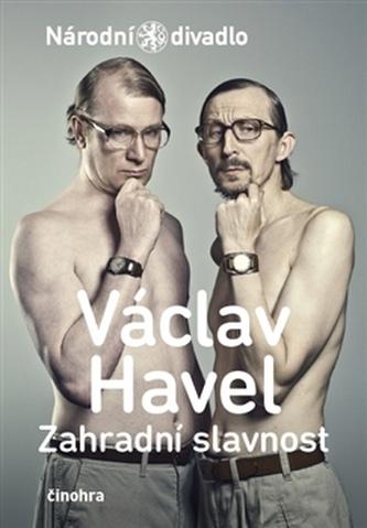 Zahradní slavnost - Václav Havel