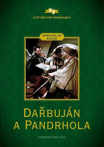 Dařbuján a Pandrhola - DVD (digipack)