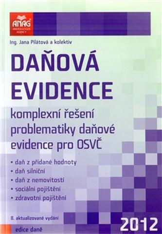 Daňová evidence 2012