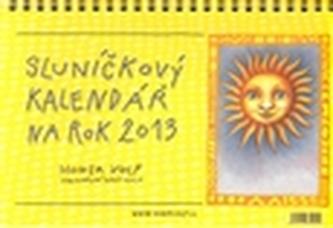 Sluníčkový kalendář 2013 - stolní