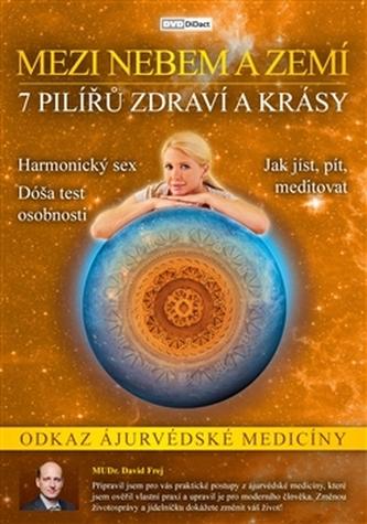 DVD-7 pilířů zdraví a krásy