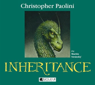 Inheritance - CD - Christopher Paolini