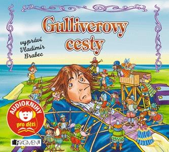 Gulliverovy cesty - CD
