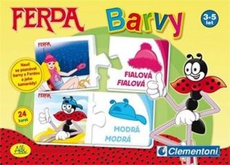 Ferda Barvy