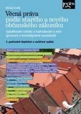 Věcná práva podle starého a nového občanského zákoníku