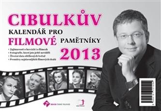 Cibulkův kalendář pro filmové pamětníky 2013
