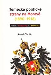 Německé politické strany na Moravě (1890-1918)