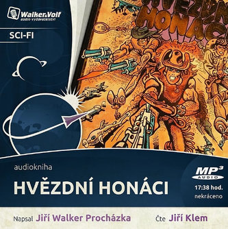 Hvězdní honáci - CDmp3 (Čte Jiří Klem)