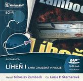 Líheň 1. - Smrt zrozená v Praze - CDmp3 (Čte Lucie Šternerová)