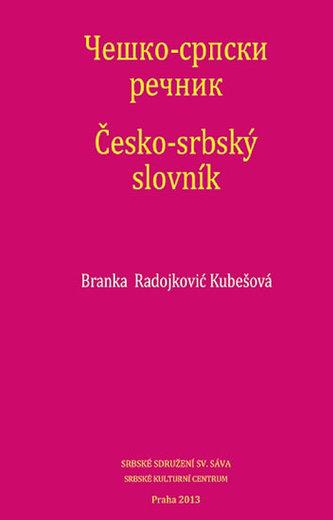Česko-srbský slovník