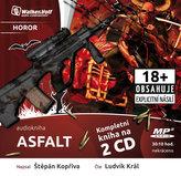 Asfalt - CDmp3 (Čte Ludvík Král)
