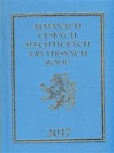 Almanach českých šlechtických a rytířských rodů 2017