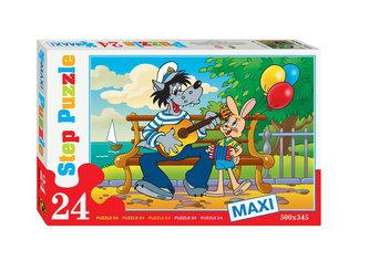 Puzzle maxi 24 Jen počkej, zajíci!