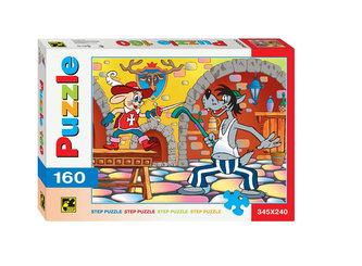 Puzzle 160 Jen počkej, zajíci! - Na kordy!