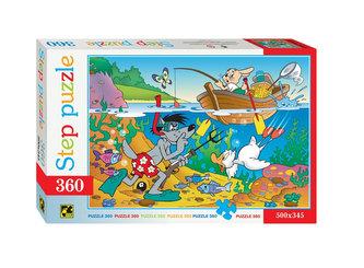 Puzzle 360 Jen počkej, zajíci! - Překvapení pod vodou - neuveden