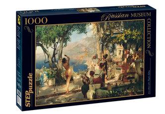 Puzzle 1000 Semiradskij Tanec mezi meči (ze sbírek ruských muzeí)