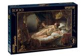 Puzzle 1000 Rembrandt Danae (ze sbírek ruských muzeí)
