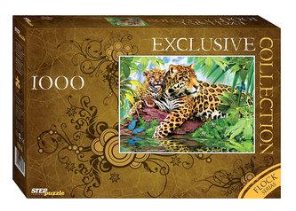 Puzzle 1000 Levharti (sametová kolekce)