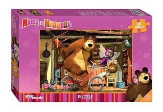 Puzzle maxi 24 Máša a Medvěd