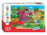 Puzzle maxi 35 Jen počkej, zajíci!