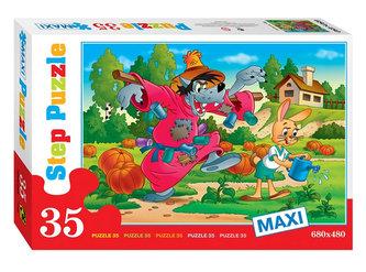 Puzzle maxi 35 Jen počkej, zajíci! - neuveden