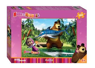 Puzzle 160 Máša a Medvěd