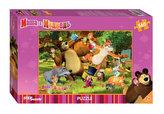 Puzzle 560 Máša a Medvěd