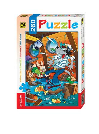 Puzzle 260 Jen počkej, zajíci! - Jdeme ke dnu - neuveden