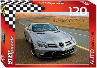 Puzzle 120 Auto Collection - Mercedes
