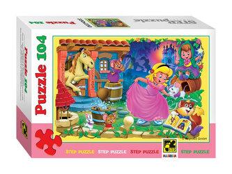 Puzzle 104 Popelka - neuveden