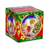 Plastic Puzzle Koule 60 Vánoční kolekce - Andělíček