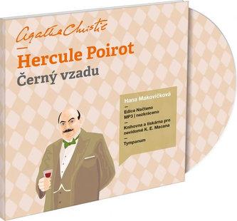 Hercule Poirot - Černý vzadu - Agatha Christie