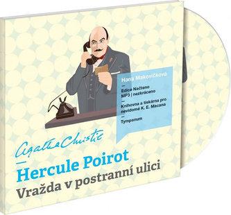Hercule Poirot - Vražda v postranní ulici - Agatha Christie