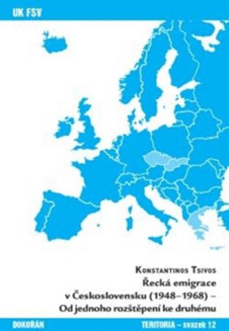 Řecká emigrace v Československu (1948-1968)